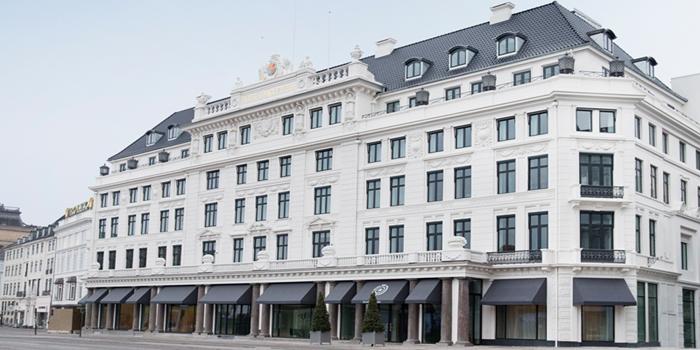 Hotel d'Angleterre, Kongens Nytorv 34, DK-1050 Copenhagen K, Denmark.