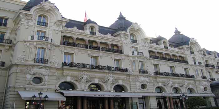 HÔtel de Paris, Place du Casino, Monte-Carlo, 98000 Monaco.