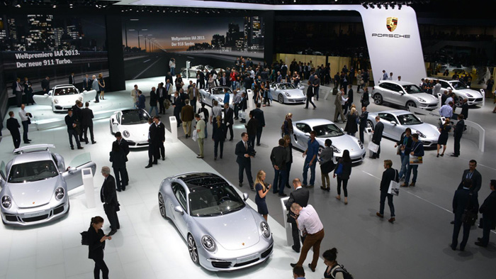 Highlights from the 2013 IAA Frankfurt Motor Show.