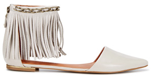 Rebecca Minkoff Faith women's sandal: US$250.