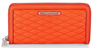 Rebecca Minkoff Aza Zip Women's Wallet: US$145.
