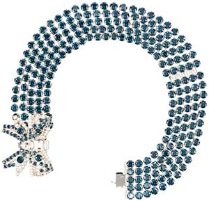 Miu Miu women's necklace: £730.