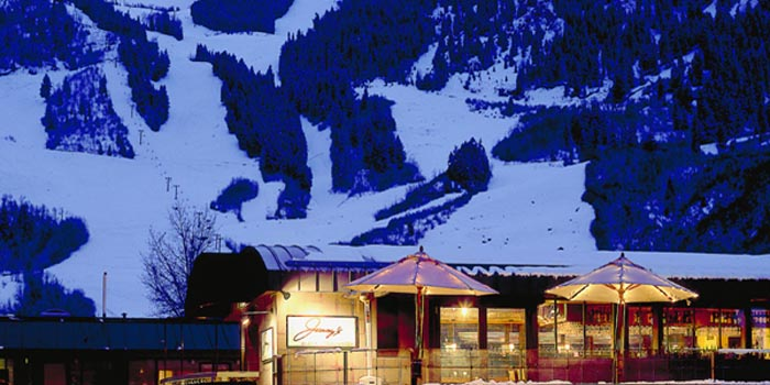 Jimmy's, Aspen, Colorado, U.S.A.
