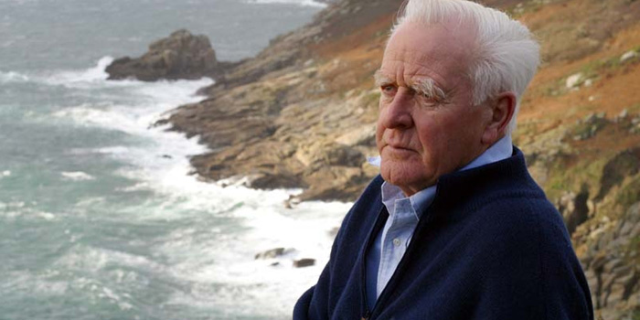 John le Carré (1931-) - British author of espionage novels. During the 1950s and the 1960s, Cornwell (real name) worked for the British intelligence services MI5 and MI6, and began writing novels under a pen name. His third novel The Spy Who Came in from the Cold (1963) became an international best-seller, and remains one of his best-known works.
