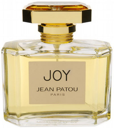 Joy is a perfume created for Parisian couturier Jean Patou by perfumer Henri Alméras in 1929.