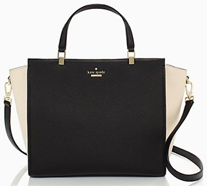 Kate Spade Chelsea Square Hayden Women's Handbag: US$179.