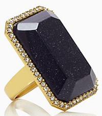Kate Spade Night Sky Jewels Cocktail Ring: US$98.