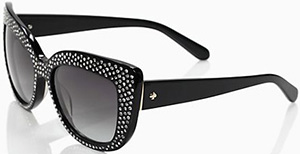 Kate Spade Ursula 3S Women's Sunglasses: US$250.