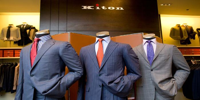 Kiton, Via Gesù 11, 20121 Milan, Italy.
