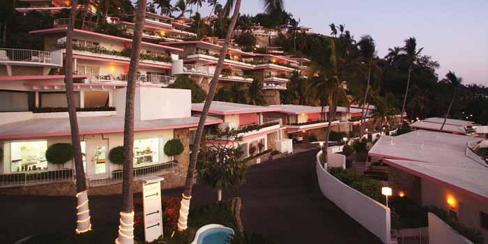 Las Brisas, Acapulco, Mexico.