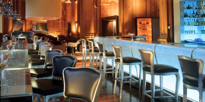 Le Bar at Plaza Athénée, 25 Avenue Montaigne, 75008 Paris, France.