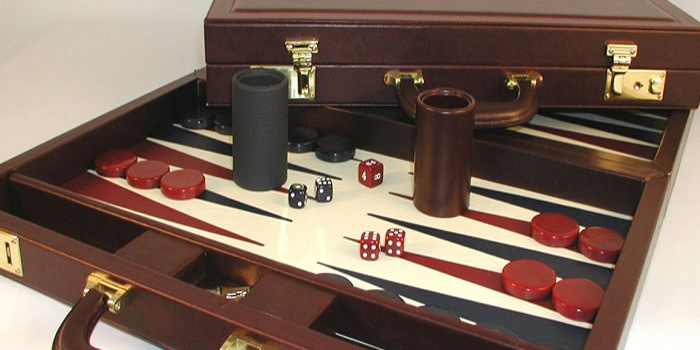 Backgammon.