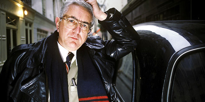 Len Deighton (1929-) - British military historian, cookery writer, graphic artist, and novelist. He is perhaps most famous for his spy novel The IPCRESS File, which was made into a film starring Michael Caine.