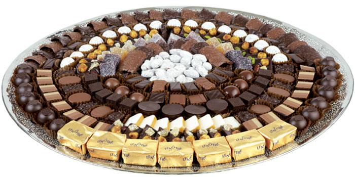 Lenôtre chocolates.