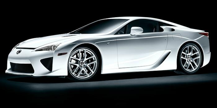 Lexus LFA.