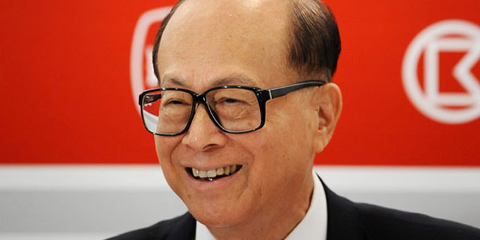 Li Ka-shing - world's 21st richest man: US$30.2 billion (as of December 31, 2013. Bloomberg Billionaires).