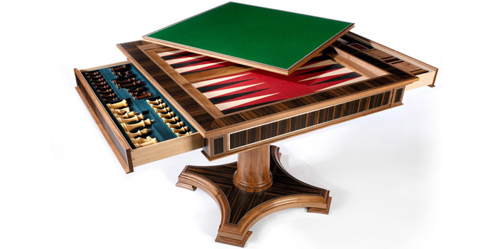 Linley Classic Games Table: £24,500.