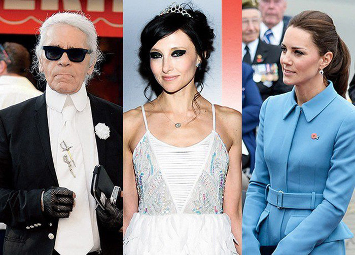 The International Best-Dressed List Hall of Fame 2014: Joining the ranks of the sartorial greats are the peerless Karl Lagerfeld, the inimitable retail tycoon Stacey Bendet, and the incomparable H.R.H. the Duchess of Cambridge.