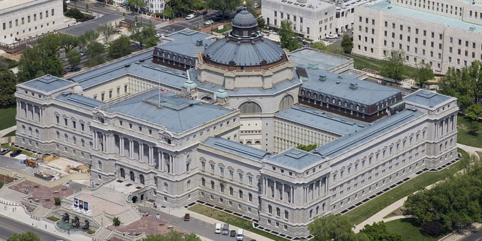 Library of Congress Exterior Library of Congress is The