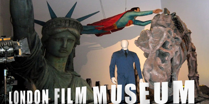 London Film Museum, 1st Floor, Riverside Bldg, County Hall, London SE1 7PB, U.K.