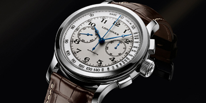 Longines Lindbergh's Atlantic Voyage Watch.