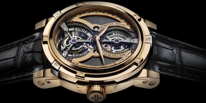 Louis Moinet Meteoris Watch: US$4,599,487.