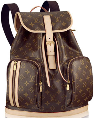Louis Vuitton Bosphore Backpack: US$2,090.