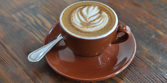 Caffè macchiato.