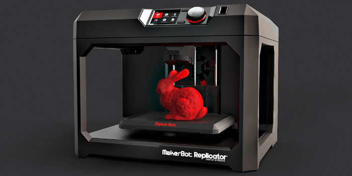 MakerBot Replicator Desktop 3D Printer: US$2,899.
