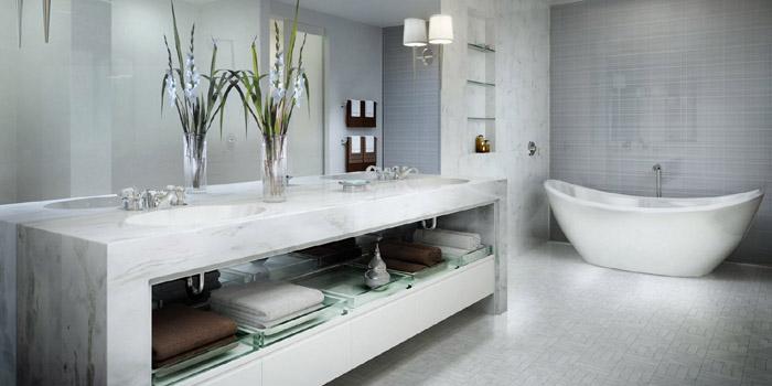 Top 75 best high end luxury bathrooms bathtubs bath for Top bathtub brands