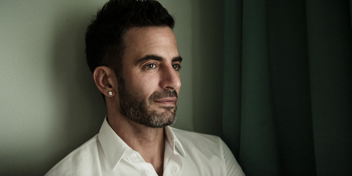 American fashion designer Marc Jacobs. He has been the creative director of the French design house Louis Vuitton since 1997.