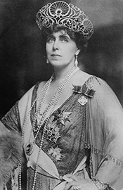 Marie of Romania (29 October 1875 – 18 July 1938).