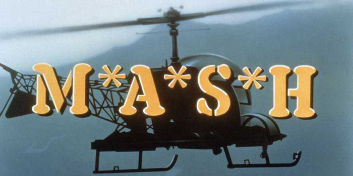 M*A*S*H - American television series that premiered in the U.S. on September 17, 1972, and ended February 28, 1983. The series was produced in association with 20th Century Fox Television for CBS, which follows a team of doctors and support staff stationed at the '4077th Mobile Army Surgical Hospital' in Uijeongbu, South Korea during the Korean War.