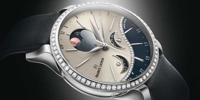 Maurice Lacroix Starside Eternal Moon Watch.
