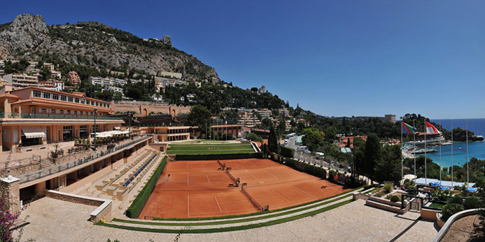 Monte Carlo Country Club.