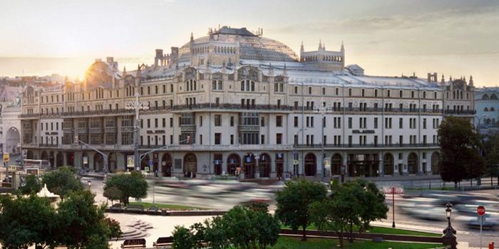 Hotel Metropol, 2 Teatralny Proezd, 109012 Moscow, Russia.