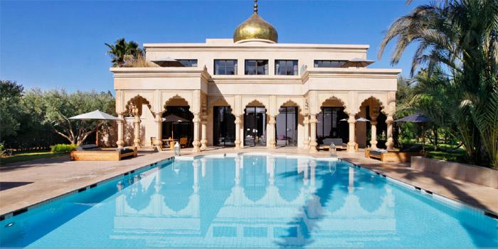 Palais Namaskar, Route de Bab Atlas, No.88/69, Province Syba, Marrakech, Morocco.