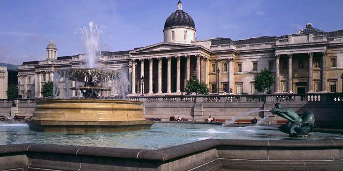 The National Gallery, Trafalgar Square, London WC2N 5DN, England, U.K.