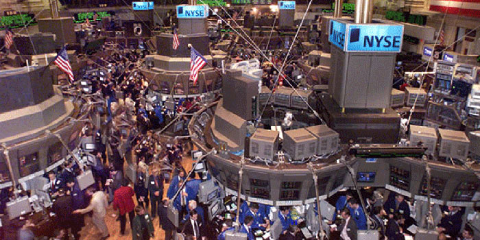 New York Stock Exchange.