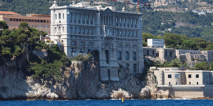 Oceanographic Museum.