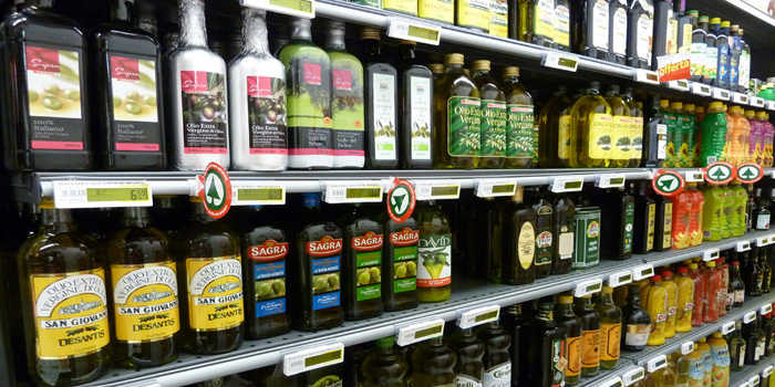 Olive Oils - Extra Virgin Olive Oils.