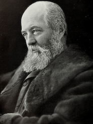 Frederick Law Olmsted (1822-1903).
