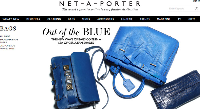 Designer Clothing Online Store