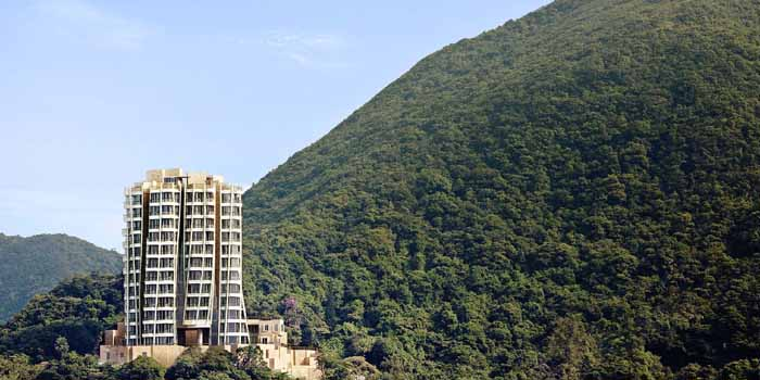 Opus Hong Kong. Frank Gehry designed building on 53 Stubbs Road on Hong Kong Island. The most expensive apartments in Asia (August 27, 2012).