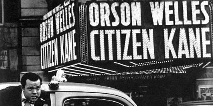 American film director, actor, theater director, screenwriter, and producer - Orson Welles (1915-1985), the most acclaimed director of all time.