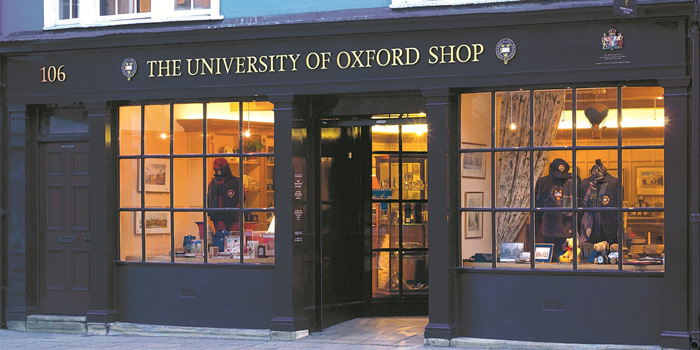 Oxford University Press (OUP) is the largest university press in the world.