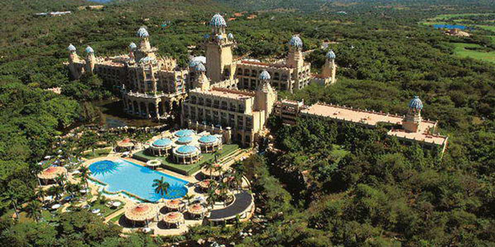 The Palace Of Lost City Sun South Africa