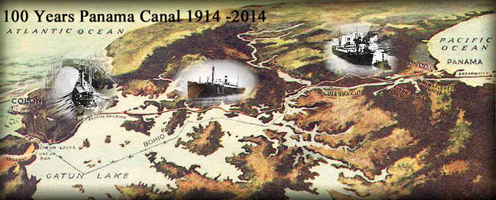 a history of the construction of the panama canal in 1880