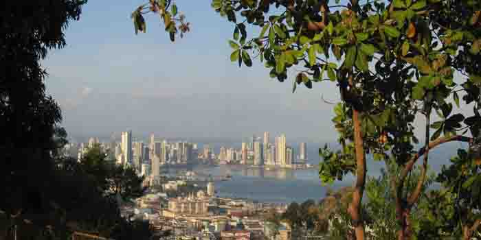 Panama City, Republic of Panama.
