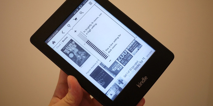 Kindle Paperwhite - Wi-Fi, Paperwhite Display, Higher Resolution, Higher Contrast, Built-in Light.